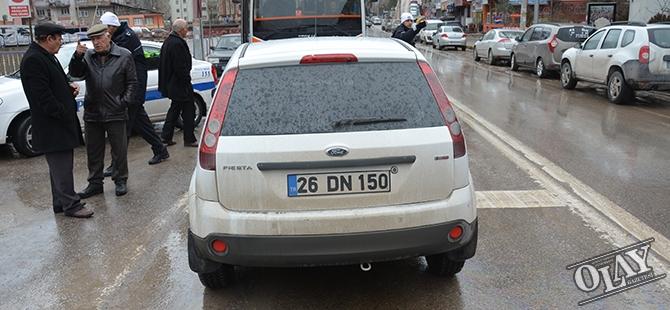 Gümüşhane'de Trafik Kazası: 4 Yaralı galerisi resim 1