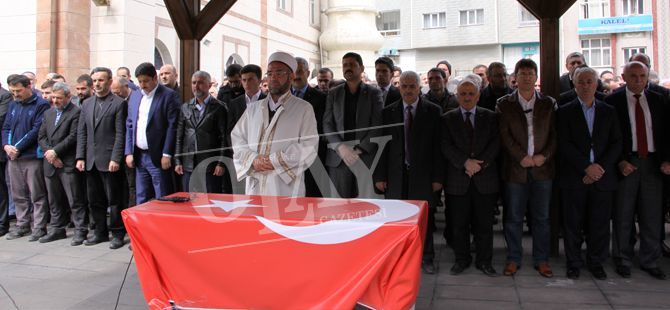 Cumhuriyet Savcısı Mehmet Selim Kiraz için Gıyabi Cenaze Namazı Kılındı