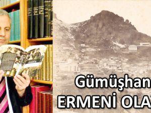 Gümüşhane'deki Ermeni Olayları