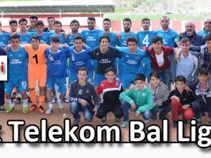 Türk Telekom Bal Liginde