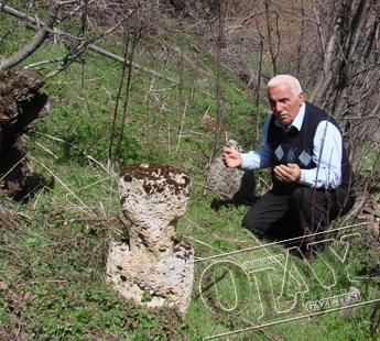 Ermenilerin katlettiği dedelerini andılar galerisi resim 1