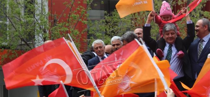 AK Parti Gümüşhane Milletvekili Adaylarını Tanıttı galerisi resim 1