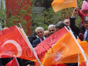 AK Parti Gümüşhane Milletvekili Adaylarını Tanıttı
