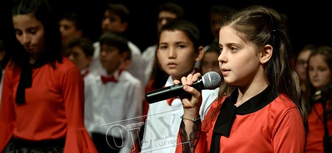 Gümüşhane'de 23 Nisan Ulusal Egemenlik ve Çocuk Bayramı galerisi resim 1