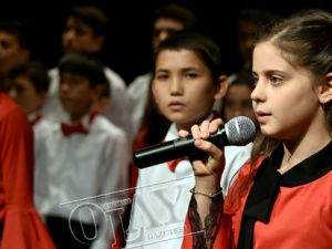 Gümüşhane'de 23 Nisan Ulusal Egemenlik ve Çocuk Bayramı