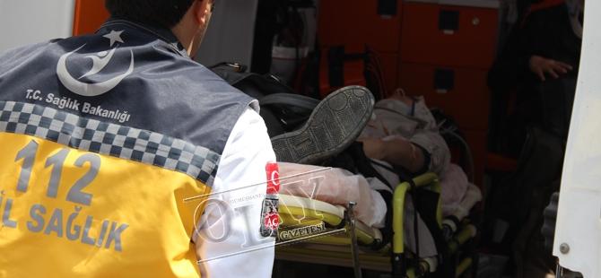 Gümüşhane'de Trafik Kazası:5 Yaralı galerisi resim 3