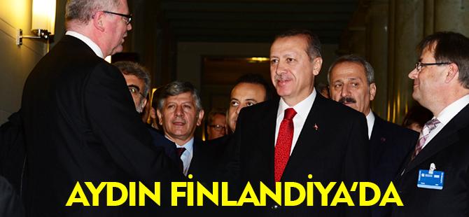 AYDIN FİNLANDİYA'DA