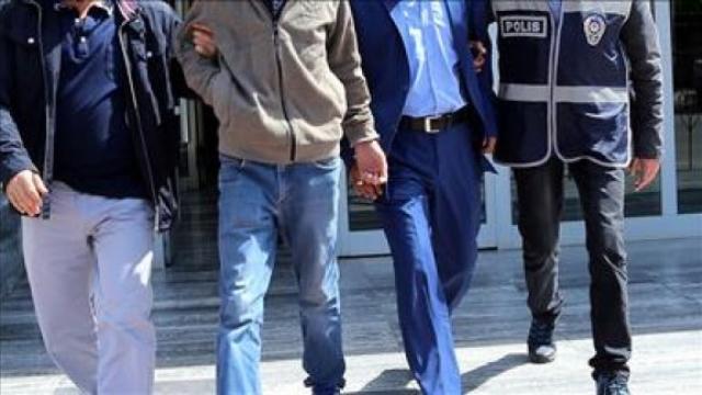 Trabzon'da Fetö/Pdy Operasyonu