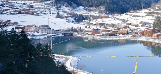 Uzungöl 673 Bin Turisti Ağırladı