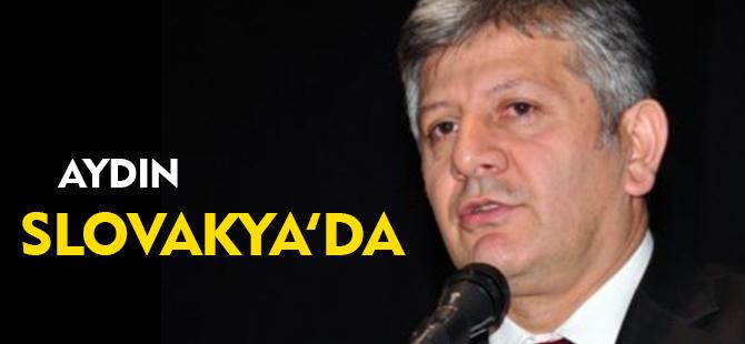 AYDIN SLOVAKYA'DA