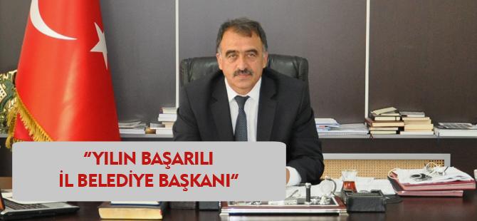 """YILIN BAŞARILI İL BELEDİYE BAŞKANI"""