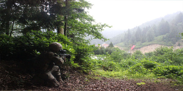 FETÖ, KARADENİZ'DE PKK'YA EL SALLAMIŞ