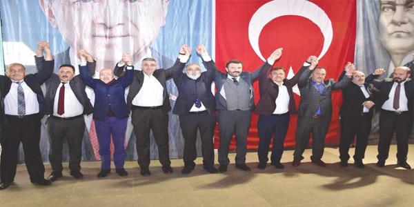 AK PARTİ TORUL'DA PROJELERİNİ AÇIKLADI