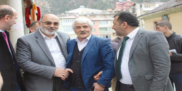 AK PARTİ TORUL'DA SAHADA