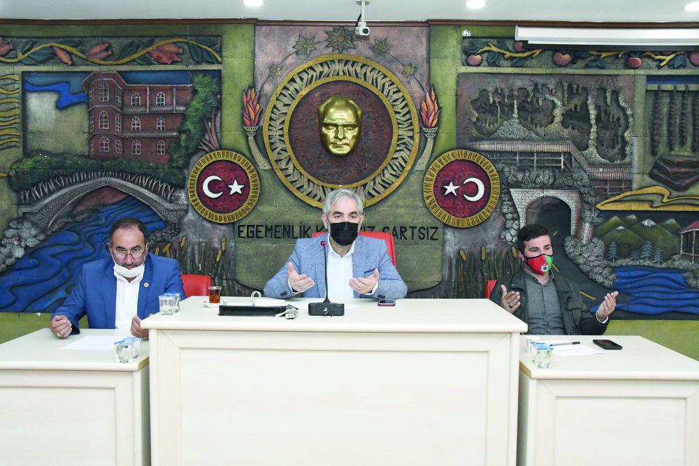 İl Genel Meclisi'nin Ekim Ayı Toplantıları Devam Ediyor