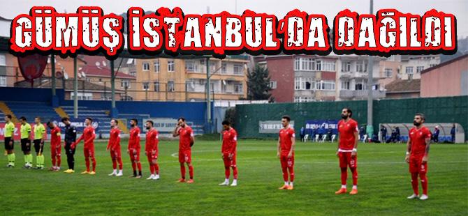 GÜMÜŞ İSTANBUL'DA DAĞILDI