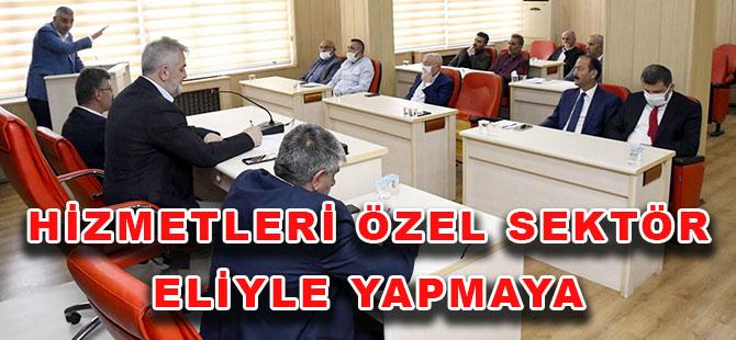 Milletvekilleri Akgül ve Pektaş'tan İl Genel Meclisi'ne önemli Öneri  HİZMETLERİ ÖZEL SEKTÖR ELİYLE YAPMAYA ÇALIŞALIM