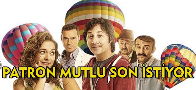 """""""PATRON MUTLU SON İSTİYOR"""""""
