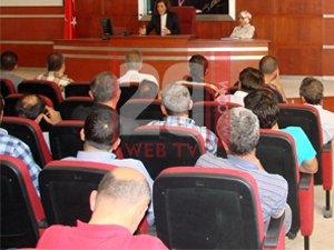 """Gümüşhane'de """"İş Arama Becerileri"""" semineri düzenlendi."""