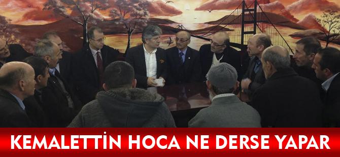 """MUHTARLAR """"KEMALETTİN HOCA NE DERSE YAPAR"""""""