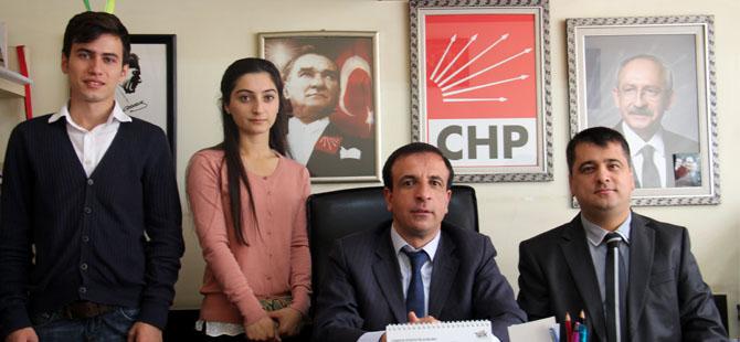 BARO'DAN CHP'YE ZİYARET