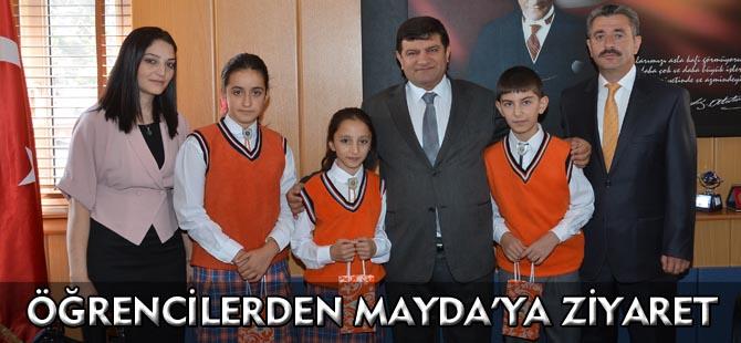 ÖĞRENCİLERDEN MAYDA'YA ZİYARET