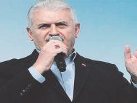 Başbakan Yıldırım: Demokrasi İçin Teröre Sahip Çıkmayalım