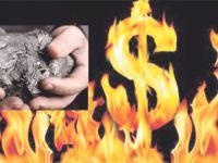Doların ateşi kömürü yaktı