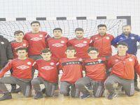 Yıldız Hentbol Takımımız Ankara'da