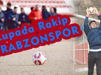 Kupada Rakip Trabzonspor