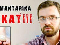 AYAK MANTARINA DİKKAT