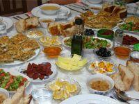 RAMAZAN'DA BESLENMEYE DİKKAT