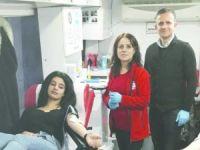 Köse KYK' dan Kan Bağışı