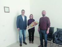 GÜ'de Devir Teslim Törenleri Yapıldı