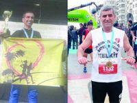 Gümüşhaneli Maratoncular İlk 10'da