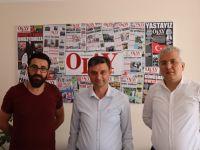 Ziraat Bankası'ndan Olay'a Ziyaret