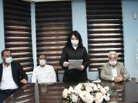 Ak Parti Kadın Kolları'ndan Basın Açıklaması