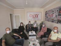 Gümüşkoza'dan Olay'a Ziyaret
