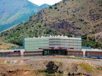 Gümüşhane Yeni Devlet Hastanesi'nde  Çalışmalar Tamamlandı
