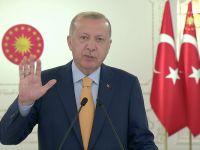 Cumhurbaşkanı Erdoğan, Tüm Dünyaya Bir Kez Daha 'Dünya Beşten Büyüktür' Dedi