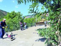 Torul'da Belediye Çalışmaları  Hız Kesmeden Devam Ediyor