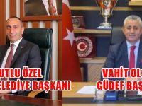 Başkanlar Covid-19 Oldu