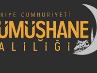 Gümüşhane'de İzmir Depremi İçin Kampanya