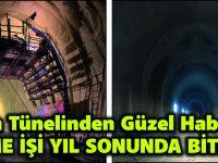 Zigana Tünelinden Güzel Haber Var  DELME İŞİ YIL SONUNDA BİTECEK