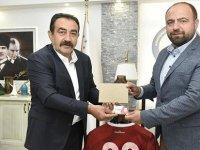 TAŞCİ'DAN GÜMÜŞHANESPOR'A DESTEK