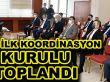 YILIN İLK KOORDİNASYON KURULU TOPLANDI