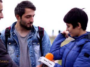 Mikrofon Sokakta - Çok İsteyipte Ulaşamadığınız Şey Nedir?