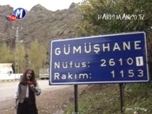 Barış MANÇO İle Dere Tepe Türkiye ( GÜMÜŞHANE / 1988 )
